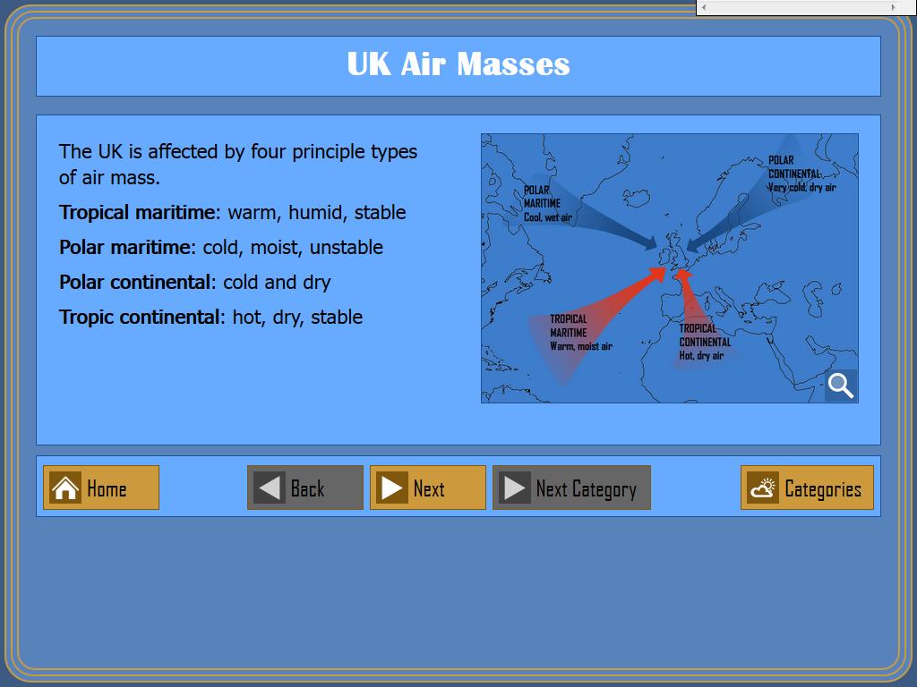 The PPL Meteorology Exam